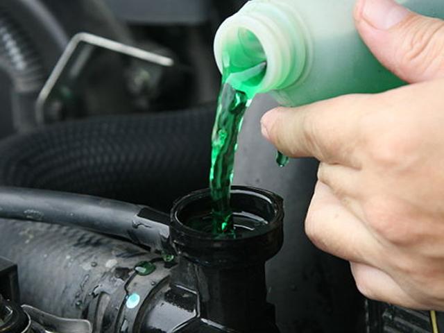 Vai trò của nước làm mát đối với ô tô
