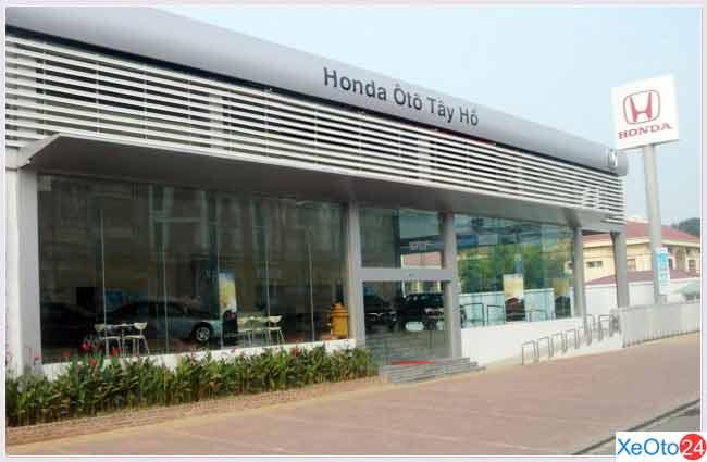 Đại lý Honda ô tô Tây Hồ