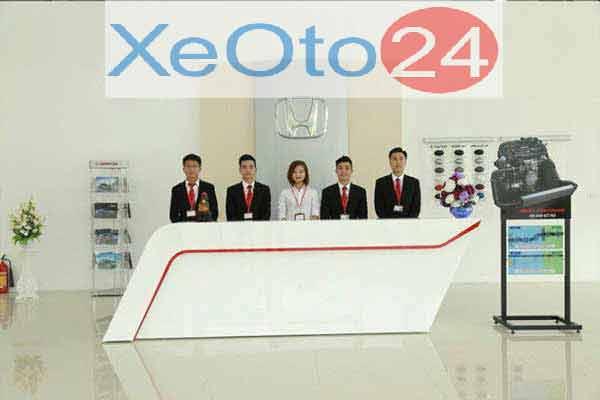 Đội ngũ nhân viên Honda Lào Cai