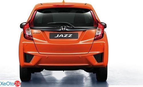 Đuôi xe Jazz 2020