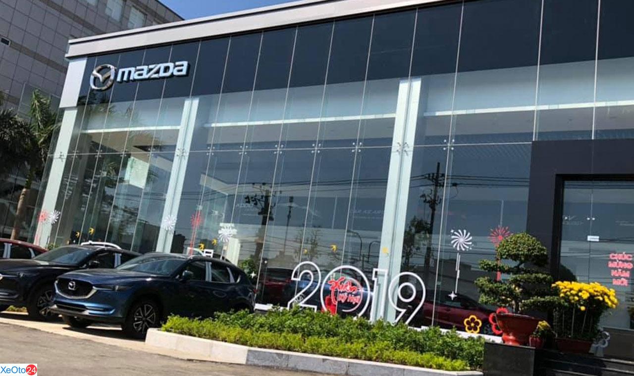 Đại Lý Mazda Bình Triệu