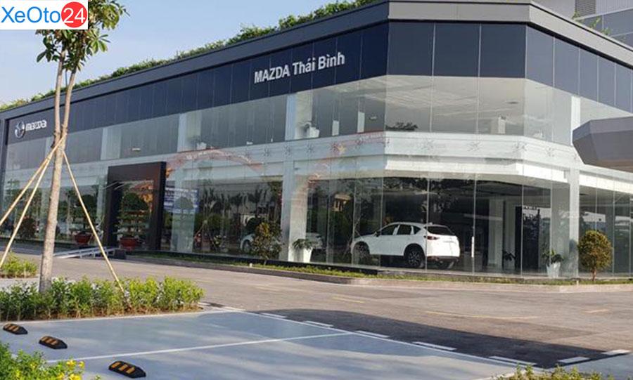 Đại Lý Mazda Thái Bình