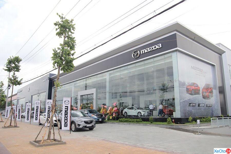 Đại lý Mazda chính hãng tại Cần Thơ