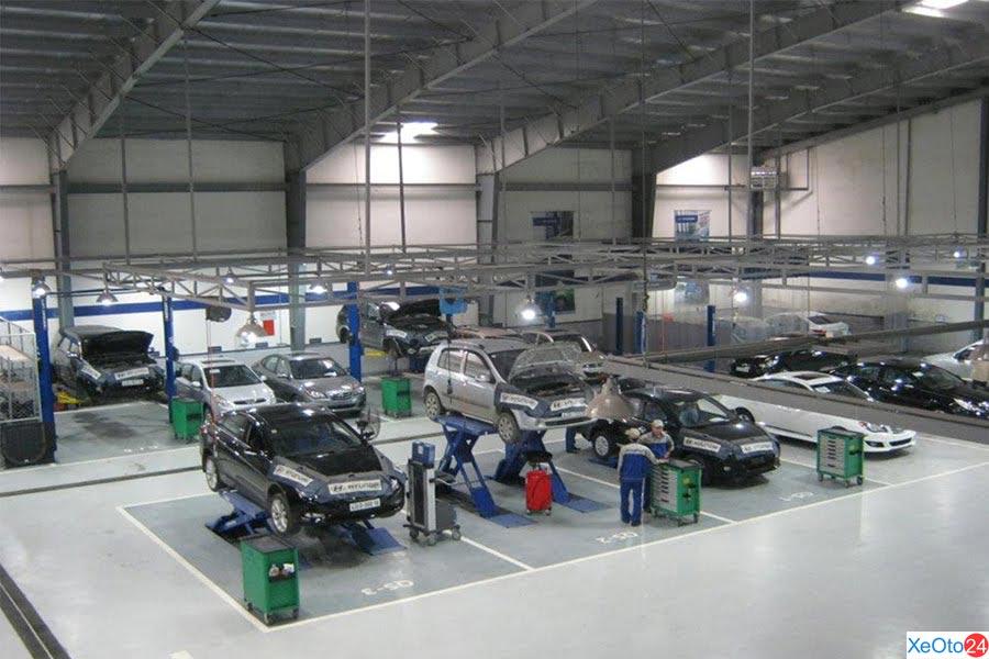 Dịch vụ 3S tại Hyundai Cẩm Lệ