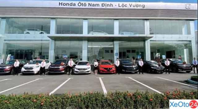 Honda ô tô Lộc Vượng Nam Định