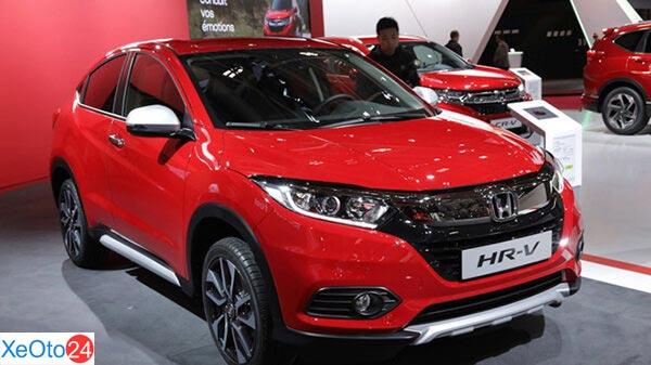 Honda Hr-V 2020 ra mắt
