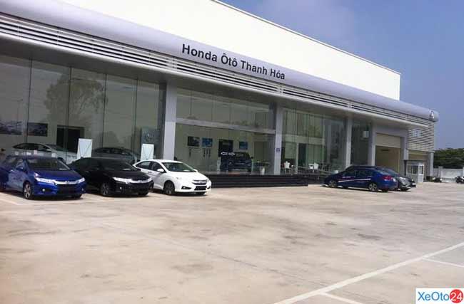 Honda Ô tô Thanh Hoá
