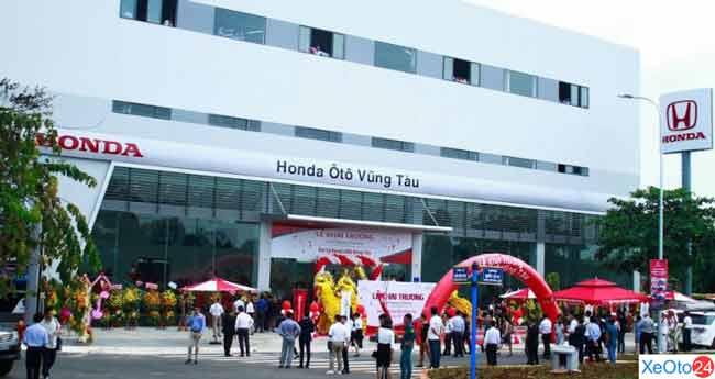 Honda ô tô Bà Rịa-Vũng Tàu