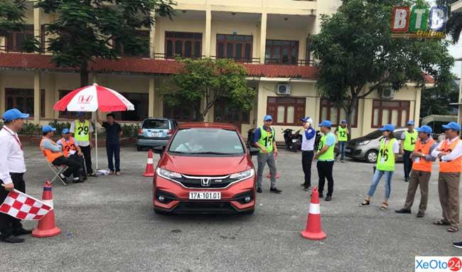 Hướng dẫn lái xe an toàn của Honda ô tô Kường Ngân
