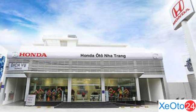Honda Ô tô Nha Trang-Khánh Hòa
