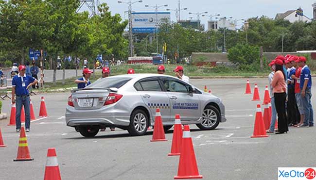 Hướng dẫn lái xe an toàn