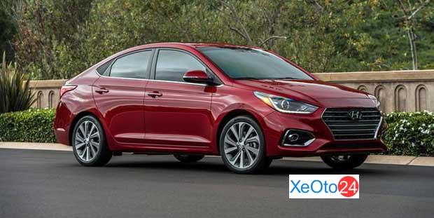 Hyundai Accent (giá từ 426,1 triệu VND