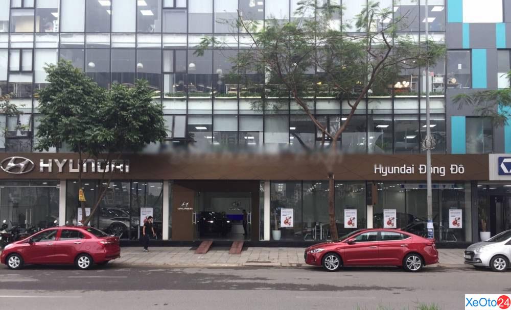 Hyundai Đông Đô tọa lạc tại vị trí đắc địa, thuận lợi giao thông