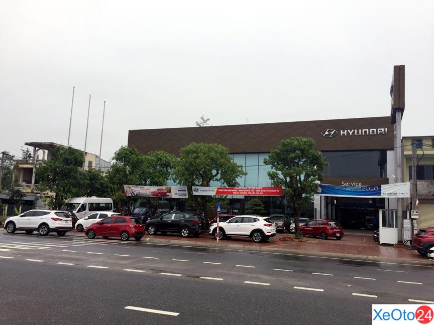Hyundai Hà Tĩnh ở đâu