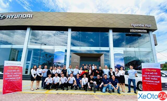 Hyundai Huế - Góp phần giữ vững tiếng vang thương hiệu Hyundai trên thị trường Việt Nam