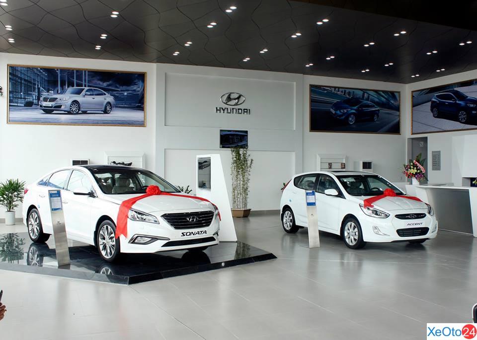 Hyundai Quảng Trị được xây dựng theo tiêu chuẩn 3S của Hyundai