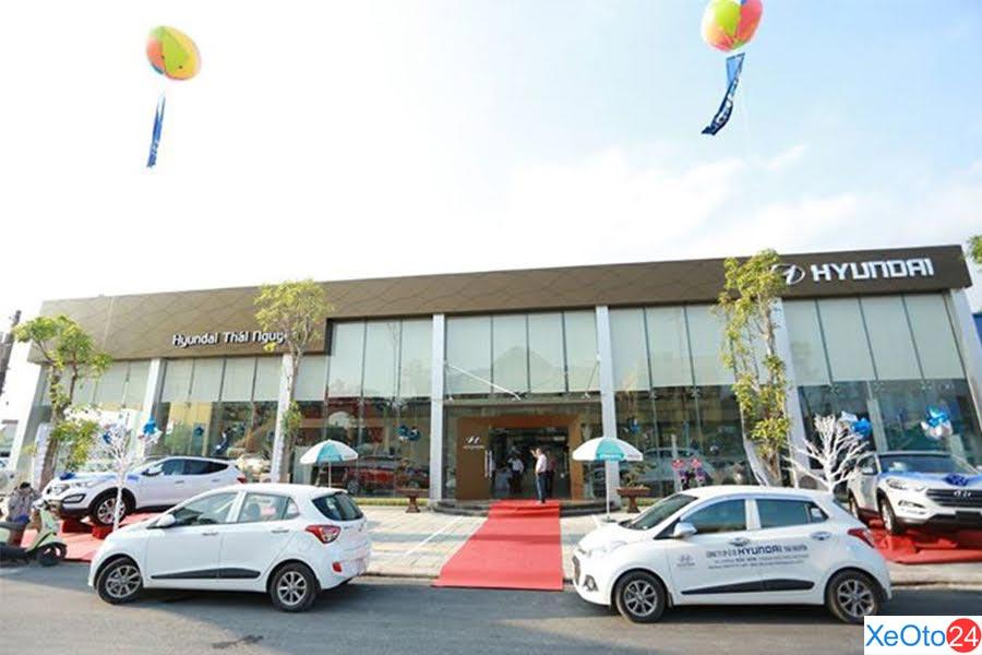 Hyundai Thái Nguyên, đại lý 3S ủy quyền của Hyundai Thành Công