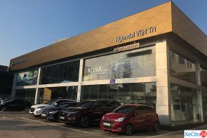 Hyundai Việt Trì là đại lý 3S ủy quyền của Hyundai Thành Công