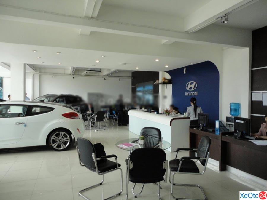 Khách hàng đều hài lòng 100% khi đến Hyundai Lê Văn Lương