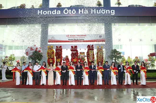 Đại lý Honda ô tô Hà Hường