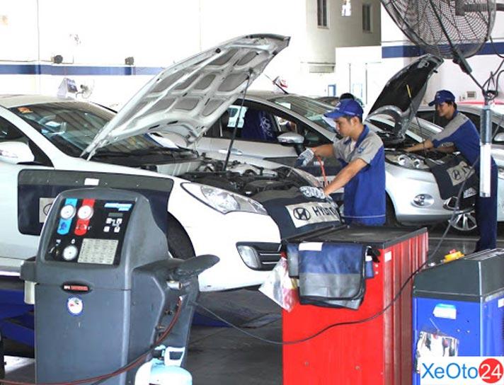 Khi đã chọn lựa mua sản phẩm tại Hyundai Việt Hàn