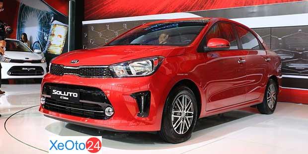 Kia Soluto (giá từ 399 triệu VND)