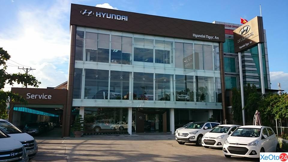 Lời giới thiệu về Hyundai Ngọc An