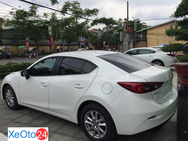 Mazda 3 đời cũ 2015 – 2016