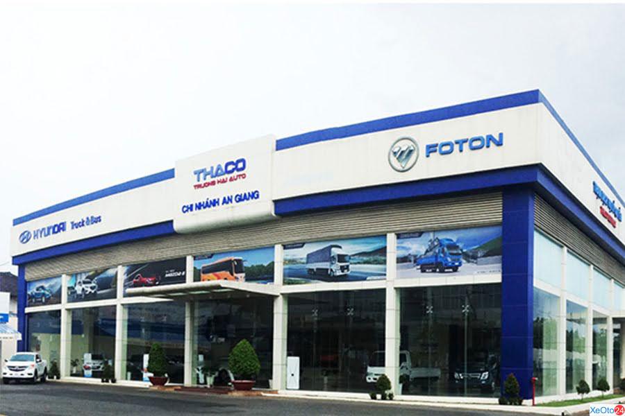 Mazda An Giang - Long Xuyên