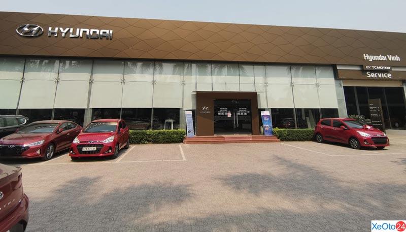 Những điều cần biết về Hyundai Vinh