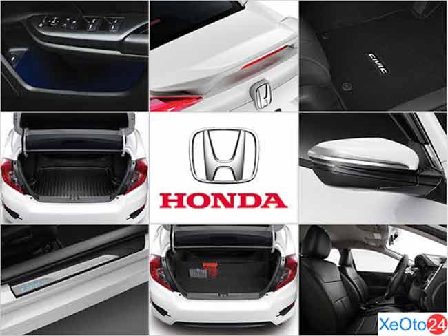 Phụ tùng chính hãng Honda