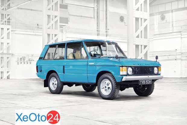 Range Rover thế hệ đầu tiên