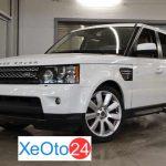 Range Rover thế hệ thứ 2 & 3