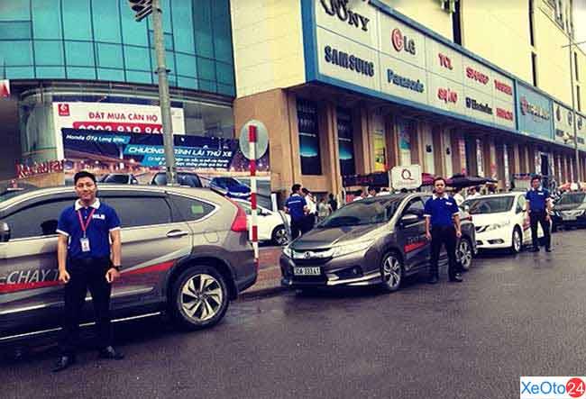 Sự kiên lái thử cacs dòng xe Honda ô tô được tổ chức hàng tháng