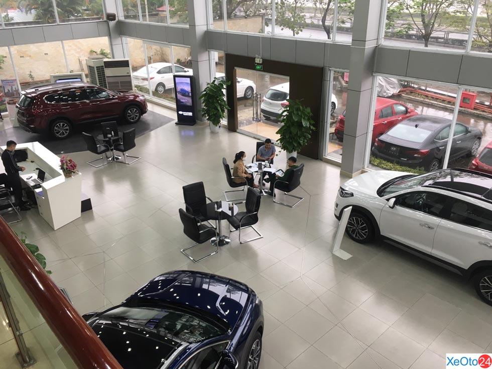 Showroom được đầu tư với số vốn lên đến 50 tỷ đồng