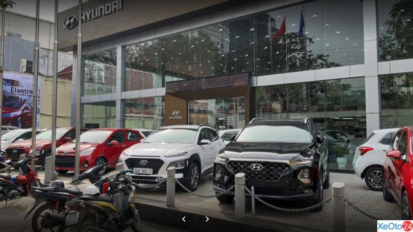 Sơ lược về Hyundai Hải Dương
