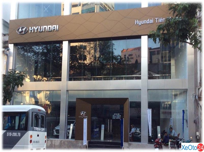 Tại Hyundai Tiên Phong, những thiết bị được lắp đặt