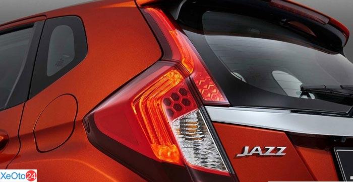 Thiết kế đèn đuôi xe Jazz 2020