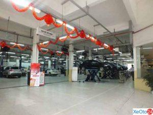 Xưởng dịch vụ Honda ô tô Tây Hồ