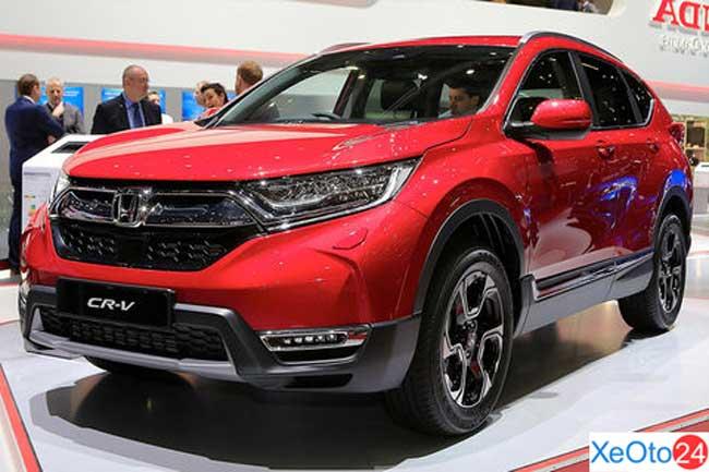 Trưng bày Honda ô tô Phạm Văn Đồng