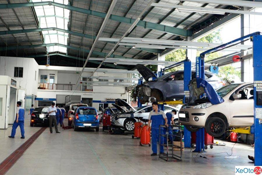 điểm đến lý tưởng cho tất cả các khách hàng của Hyundai.