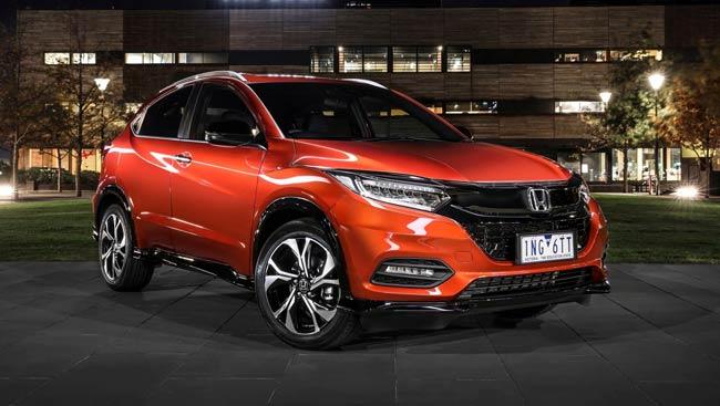 Đôi nét về Honda HR-V 2021