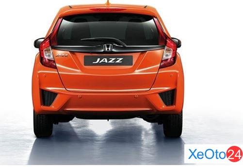 Đuôi xe Jazz 2021