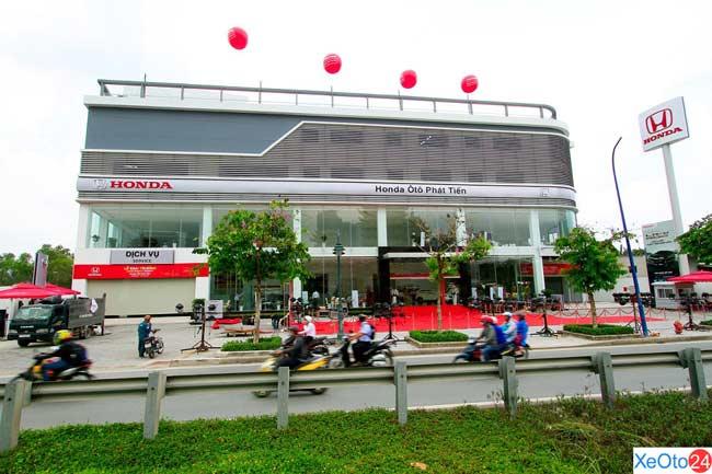 Tên cũ của Honda ô tô Sài Gòn - Quận2