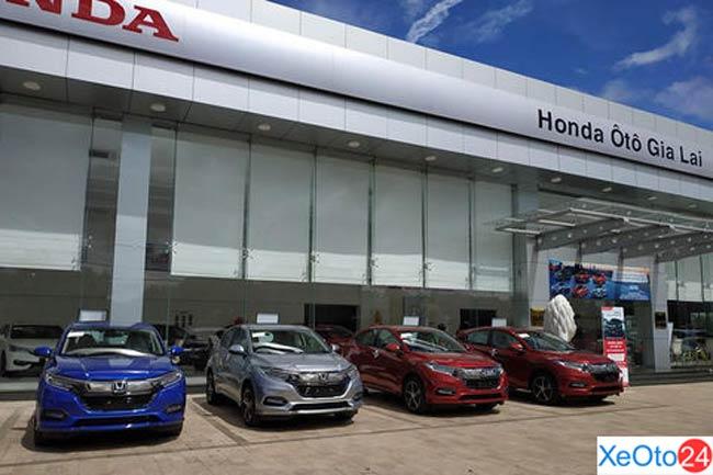 Honda ô tô Gia Lai
