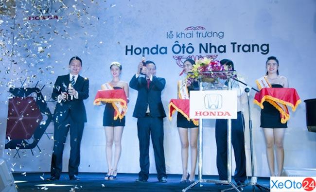 Honda Nha Trang chính thức khai trương
