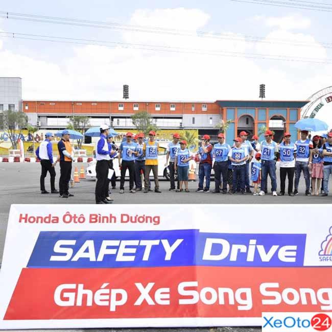 Chường trình hướng dẫn lái xe an toàn