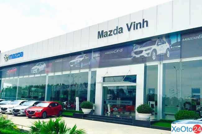 Đại lý Mazda Vinh-Nghệ An