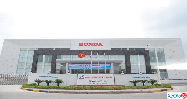 Nhà máy Honda Việt Nam