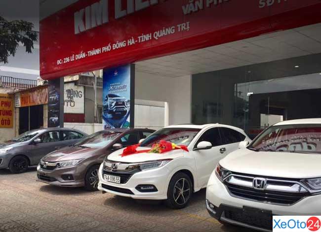 Honda ô tô Kim liên Quảng Trị
